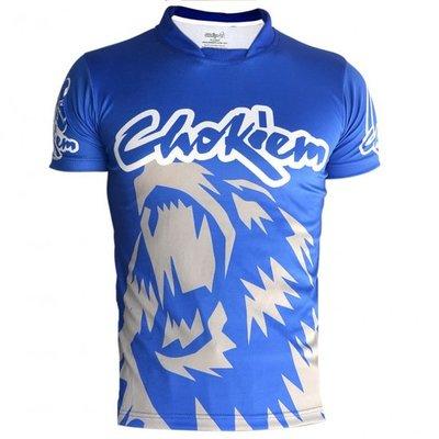 Drifit Shirt Blauw