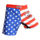 MMA Short Amerika Line_