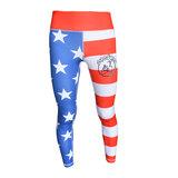 Legging Amerika Line Dames_