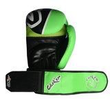 PU Handschoenen Get'em Groen/Zwart_
