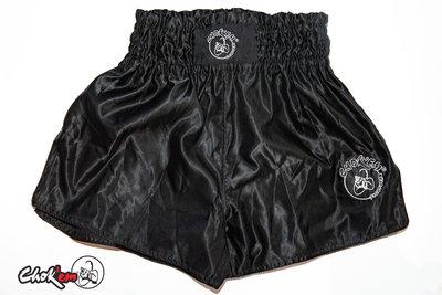 Thaishort Zwart Standaard