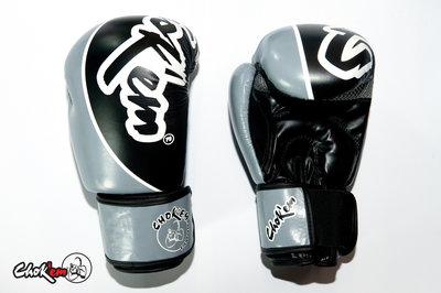 PU Handschoenen Get'em Grijs/Zwart