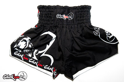 THAISHORT BLACK FIGHTWEAR