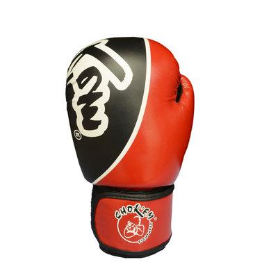 PU Handschoenen Get'em Rood/Zwart