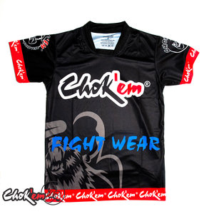 DRIFIT SHIRT BLACK FIGHTWEAR
