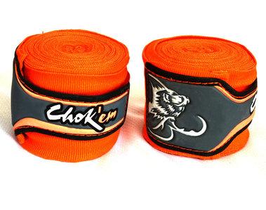 Bandages Oranje Met Rubberen Sluiting