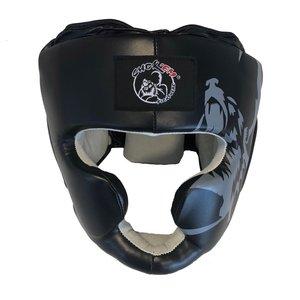 Chok'em Wear Hoofdbescherming/ Verstelbaar - Zwart